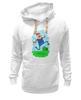 "Толстовка Wearcraft Premium унисекс ""Марио (Mario)"" - nintendo, mario, марио, грибочек"