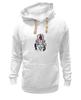 "Толстовка Wearcraft Premium унисекс ""Never Forget"" - сердце, heart, птицы, birds, ловец снов, dreamcatcher"