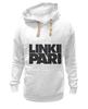 "Толстовка Wearcraft Premium унисекс ""Linkin Park logo"""