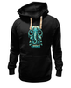 "Толстовка Wearcraft Premium унисекс ""Art Horror"" - skull, череп, слон, тьма, dark"