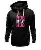 "Толстовка Wearcraft Premium унисекс ""Hug Bayley Hug (WWE)"" - wwe, hug, рестлинг, bayley, бэйли"