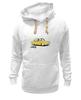 "Толстовка Wearcraft Premium унисекс ""Retro Ride"" - ретро, автомобиль, ваз, lada"