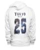 "Толстовка Wearcraft Premium унисекс ""Tokyo 25 space 2"" - аниме, япония, токио, tokyo"
