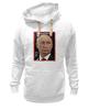 "Толстовка Wearcraft Premium унисекс ""Putin"" - putin, russia, президент, путин, россия"