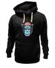 "Толстовка Wearcraft Premium унисекс ""BrainMonkey"" - мозг, обезьяна, monkey"
