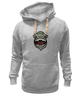 "Толстовка Wearcraft Premium унисекс ""Обезьяна (Monkey)"" - monkey, горилла, 2016, год обезьяны"