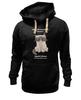 """Толстовка Wearcraft Premium унисекс """"Кот варчун"""" - кот, животные, кошки, варчун"""