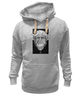"Толстовка Wearcraft Premium унисекс ""Monkey"" - monkey, арт, графика, дизайн, обезьяна"