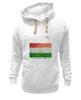 "Толстовка Wearcraft Premium унисекс ""Флаг Таджикистана"" - tajlife, флаг таджикистана, душанбе"