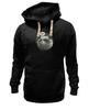 """Толстовка Wearcraft Premium унисекс """"Угрюмый Кот"""" - коты, grumpy cat, угрюмый кот, интернет мемы"""