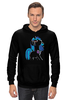 "Толстовка Wearcraft Premium унисекс ""My Little Pony: DJ Pon-3 (Vinyl Scratch)"" - dj, pony, mlp, пони, brony"