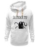 "Толстовка Wearcraft Premium унисекс ""slender man"" - страх, фильм, ужасы, slender man, слендермен"