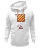 "Толстовка Wearcraft Premium унисекс ""Yankee (Y), флаг МСС (eng)"" - море, флаг, яхтинг, мсс, boatstyle"