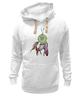 "Толстовка Wearcraft Premium унисекс ""Ловец снов"" - галстук, мандала, медитация, ловец снов, благополучие"