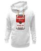 """Толстовка Wearcraft Premium унисекс """"Campbell's Soup (Энди Уорхол)"""" - поп арт, энди уорхол, pop art, andy warhol"""