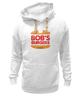 """Толстовка Wearcraft Premium унисекс """"Закусочная Боба (Bob's Burgers)"""" - закусочная боба, bobs burgers"""