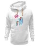 """Толстовка Wearcraft Premium унисекс """"my little pony girl"""" - детское, для детей, пони, my little pony"""