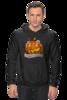 "Толстовка Wearcraft Premium унисекс ""Helloween"" - хэллоуин, helloween"