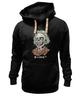 "Толстовка Wearcraft Premium унисекс ""Зомби Эйнштейн "" - zombie, зомби, science, einstein, энштейн"