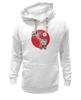 """Толстовка Wearcraft Premium унисекс """"Символ 2015"""" - новый год, символ, 2015, коза, goat"""