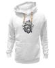 "Толстовка Wearcraft Premium унисекс ""Skull_crown style"" - авторские майки"