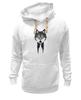 "Толстовка Wearcraft Premium унисекс ""Мистер Волк"" - животные, волк, wolf"