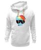 """Толстовка Wearcraft Premium унисекс """"SWAG пони"""" - pony, mlp, пони, swag"""