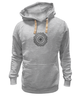 "Толстовка Wearcraft Premium унисекс ""Символ лотоса"" - восток, религия, символ, лотос"