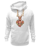 "Толстовка Wearcraft Premium унисекс ""фараон"" - dog, олд скул, собака, old school, розы, roses, дог, tm kiseleva, фараонова собока"
