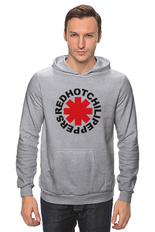 "Толстовка Wearcraft Premium унисекс ""Red Hot Chili Peppers"" - red hot chili peppers, funk, rhcp, flea, перцы"