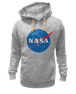 "Толстовка Wearcraft Premium унисекс ""Свитшот NASA "" - nasa, наса"