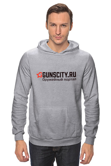 "Толстовка Wearcraft Premium унисекс ""Поло Gunscity"" - страйкбол, airsoft4you, gunscity"