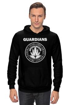 "Толстовка Wearcraft Premium унисекс ""Стражи Галактики"" - комиксы, супергерои, стражи галактики, guardians of the galaxy, ramones"