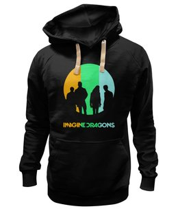 "Толстовка Wearcraft Premium унисекс ""    Imagine Dragons "" - imagine dragons"