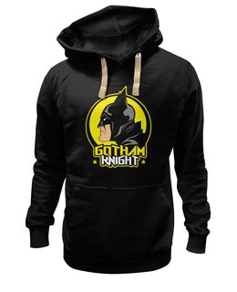 "Толстовка Wearcraft Premium унисекс ""Gotham Knight"" - комиксы, batman, кино, бэтмен, готэм"