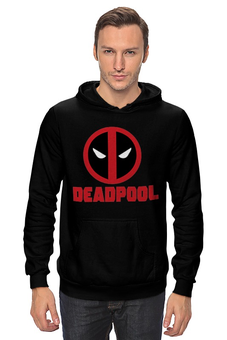"Толстовка Wearcraft Premium унисекс ""DEADPOOL "" - deadpool, дэдпул"