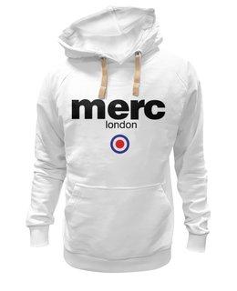 """Толстовка Wearcraft Premium унисекс """"merc london"""" - спорт, merc, merc london, мерк"""
