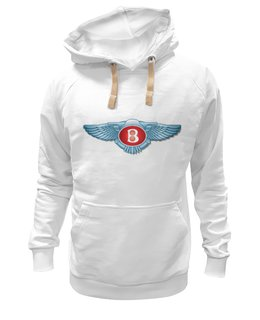 "Толстовка Wearcraft Premium унисекс """"Bentley logo"""""