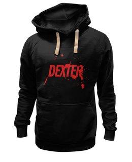 """Толстовка Wearcraft Premium унисекс """"Dexter"""" - dexter, декстер, сериал, драма, серийний убийца"""