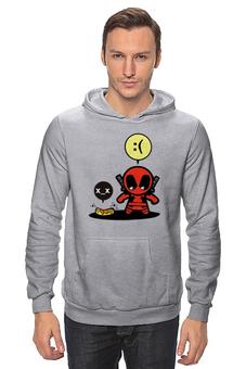 """Толстовка """"Deadpool """" - deadpool, дэдпул, райан рейнольдс"""