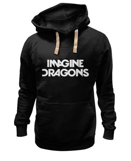 "Толстовка Wearcraft Premium унисекс ""Imagine Dragons "" - imagine dragons"