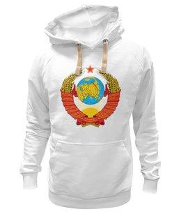 """Толстовка Wearcraft Premium унисекс """"СССР."""" - ссср"""
