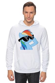 """Толстовка """"Rainbow Dash"""" - rainbow dash, mlp, my little pony, пони"""