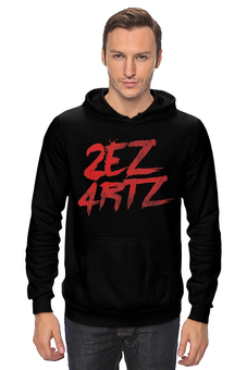 """Толстовка Wearcraft Premium унисекс """"2EZ4RTZ"""" - игры, геймер, dota 2, дота 2, 2ez4rtz"""