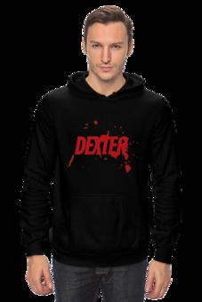 """Толстовка """"Dexter"""" - dexter, декстер, сериал, драма, серийний убийца"""