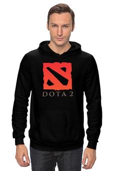 "Толстовка ""Dota 2"" - valve, dota, navi, dota2, steam, dotka, video games"