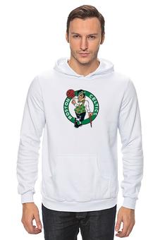 "Толстовка Wearcraft Premium унисекс ""Boston Celtics"" - nba, нба, бостон селтикс"