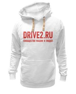 """Толстовка Wearcraft Premium унисекс """"drive2"""" - популярные, прикольные, в подарок, оригинально"""