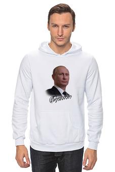 """Толстовка Wearcraft Premium унисекс """"Толстовка с Путиным"""" - толстовка с путиным"""