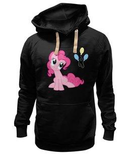 """Толстовка Wearcraft Premium унисекс """"Pinkie Pie"""" - прикольно, арт, юмор, pony, mlp, парню, пинки пай, дружбо-это чудо, май литтл пони"""